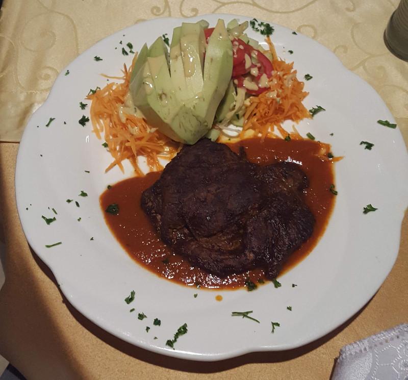 Una bella bistecca alla provencale